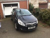 Vauxhall corsa 1.3cdti diesel ecoflex 2010 hpi clear £30 tax for the year cheap to insure