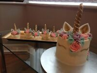 cakes and cupcakes made to order