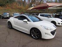 PEUGEOT RCZ THP GT (white) 2011
