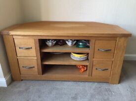 TV unit OAK from Next