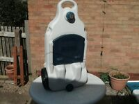 waste water carrier on wheels ideal for caravan or camping