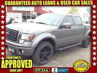 2012 Ford F-150 FX4 | ECO BOOST | FX4 APPEARANCE PACKAGE