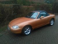MX-5 1.8 (Mark 2) for sale
