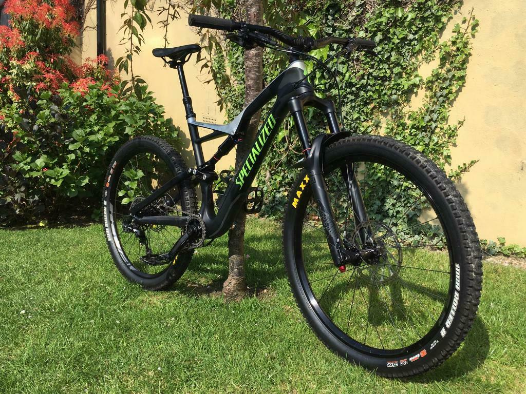 aa0553d0fcd 2017 Specialized Stumpjumper FSR Comp Carbon 650b | in ...