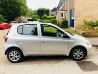 Toyota Yaris 1.3 Automatic 5-door 1-owner from new 65,000 Miles drive away bargain px swap