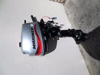 Mariner 4hp Fourstroke Outboard Engine