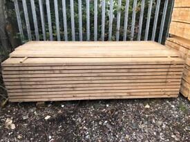 🦋 2.4M Wooden Scaffold Boards > New