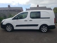 2010 CITROEN BERLINGO L2 750 LX