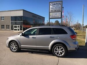 2016 Dodge Journey R/T AWD ~Low Kms ~Nav ~BackUp Camera