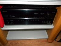 onkyo amp for sale tx-sr608 just having a clear out