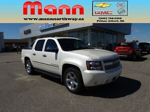 2011 Chevrolet Avalanche 1500 LTZ-PST Paid, Sunroof, Remote Star