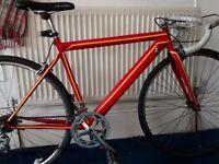 Retro Road bike (small)