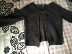 Girls Next Grey Jacket. Age 9 years