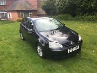 VW Golf 1.9 105 diesel full service mk5 very well maintained