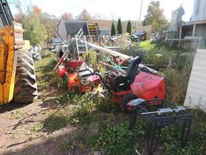 Repairable snowblowers, $50 to 100 each