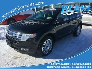 2010 Ford Edge Limited 4 portes, traction intégrale