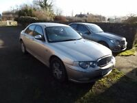 ROVER 75 1.8T LOW MILES, NEW MLS HEAD GASKET/CAMBELT/WATERPUMP & FSH-DRIVES SUPERB