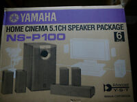 Yamaha NSP100 Home Theatre Speaker Package