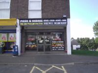 FISH & CHIPS / KEBABS/ PIZZA SHOP,LOCK UP UNIT,