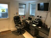 Space/Desk/Office in Turnpike Lane London *REDUCED RENT*