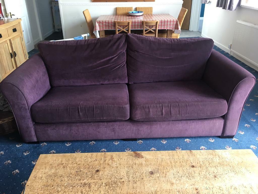 Large 4 seater sofa | in Vale of Glamorgan | Gumtree