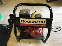 Petrol Pressure Washer (Needs Attention)
