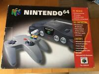 Nintendo 64 great condition