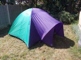 3 Man igloo dome Tent kellys