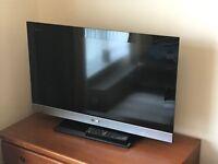 Sony Bravo flat screen TV