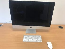 Apple imac 2015 mint condition