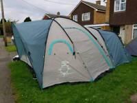 6 Berth Fiesta Oswald Bailey camping Tent
