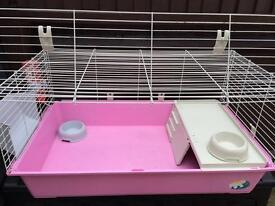 Rabbit cage