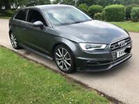 Audi s3 stronic very low miles new shape 300bhp