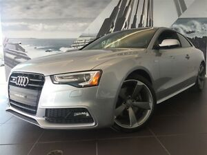 2015 Audi S5 COUPE TECHNIK BLACK OPTICS NAV B&O ROTOR