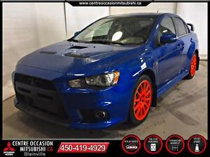 2015 Mitsubishi Lancer Evolution GSR Premium package