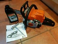 "STIHL MS 170 PETROL 12"" CHAINSAW NEW"