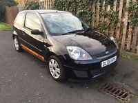 2008/08 FORD FIESTA 1.25 PETROL VERY CLEAN CAR!! LOW MILES!! PRICED TO SELL!!