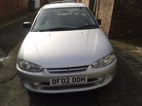 colt 1.6cc auto.hatch 3 door,cam belt and water pump,230 pounds ,3 8 16.service,272 pounds,22 2 14,