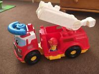 Mega blocks truck