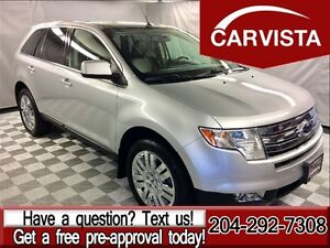 2010 Ford Edge Limited AWD- PANOROOF/LEATHER/BLUETOOTH -