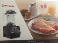 Vitamix Aspire Planitum Food Soup Mixer Blender 1.4L