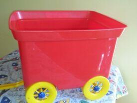 Starplay cart box for toys storage