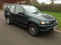 Much loved BMW X5 (contact details now updated*)