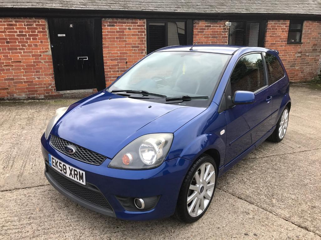 2008 (58) FORD FIESTA 2.0 ST⭐️ORIGINAL EXAMPLE⭐️