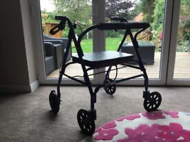 Excellent quality rollator