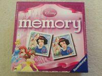 Disney Pricnesses Memory Game