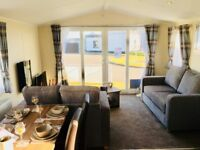 beautiful static caravan for sale at Grannie's Heilan' Hame