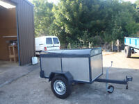 5x3 dog trailer