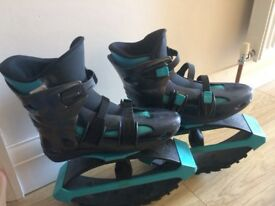 Jumping Jax Gravity Boots size 6