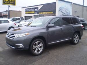 2011 Toyota Highlander SPORT! 7 PASS! LEATHER! MOONROOF! LOADED!